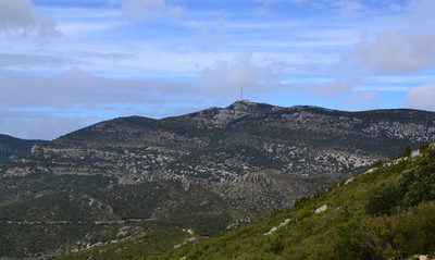 La face S du Mont Saint-Baudille