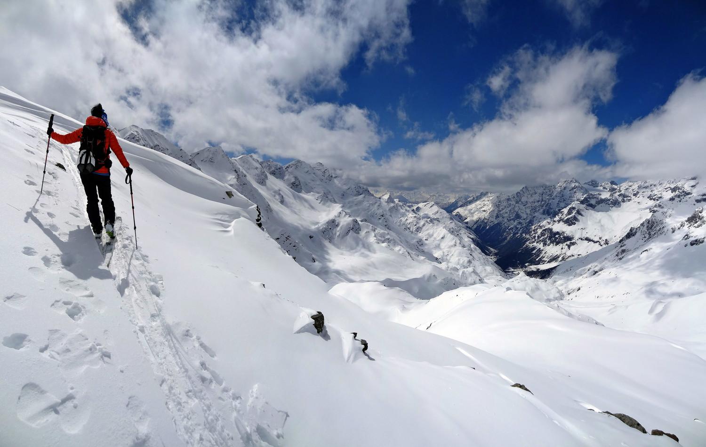 Verso la Val Zebrù