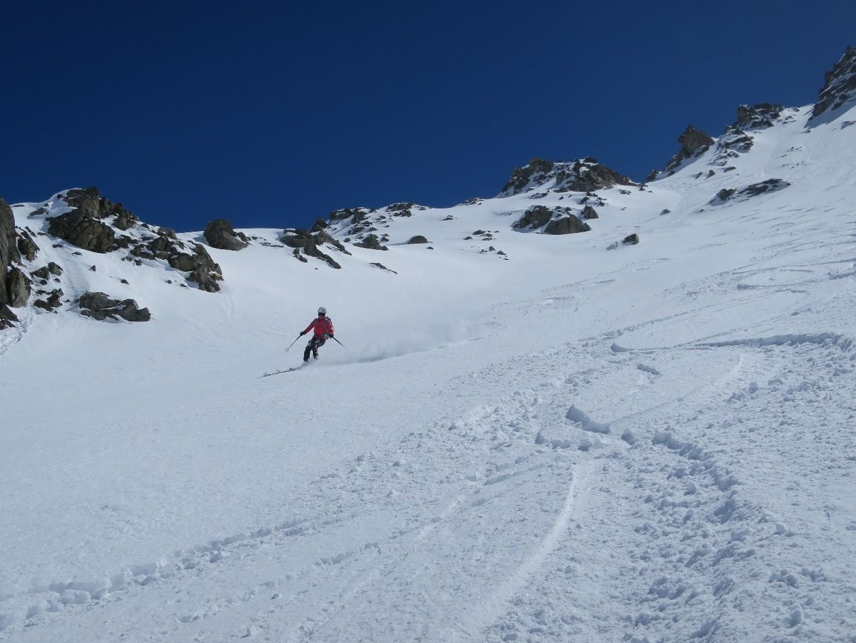 Que du bon ski!