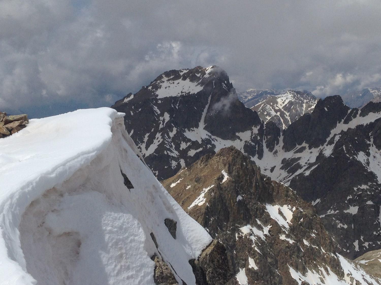 Mont Ponset 2828m
