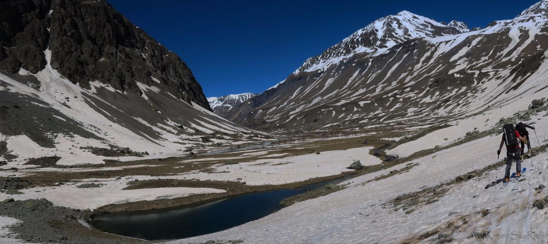 Romanche, Alpe de Villar d'arêne