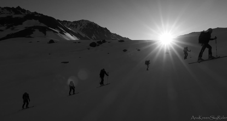 Invasion du glacier d'Arsine !
