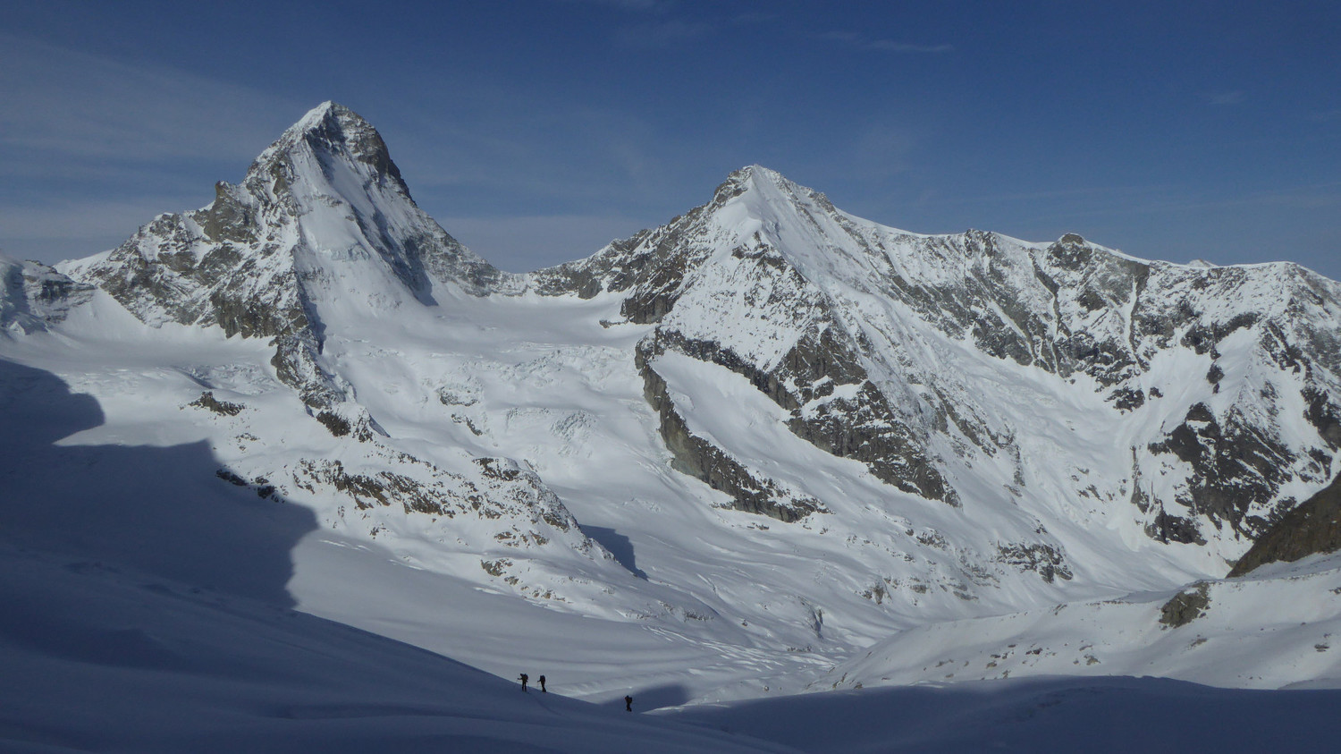 Dent Blanche and co