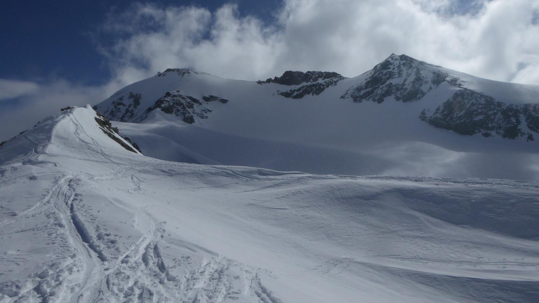 Mont Durand, depuis le col Durand