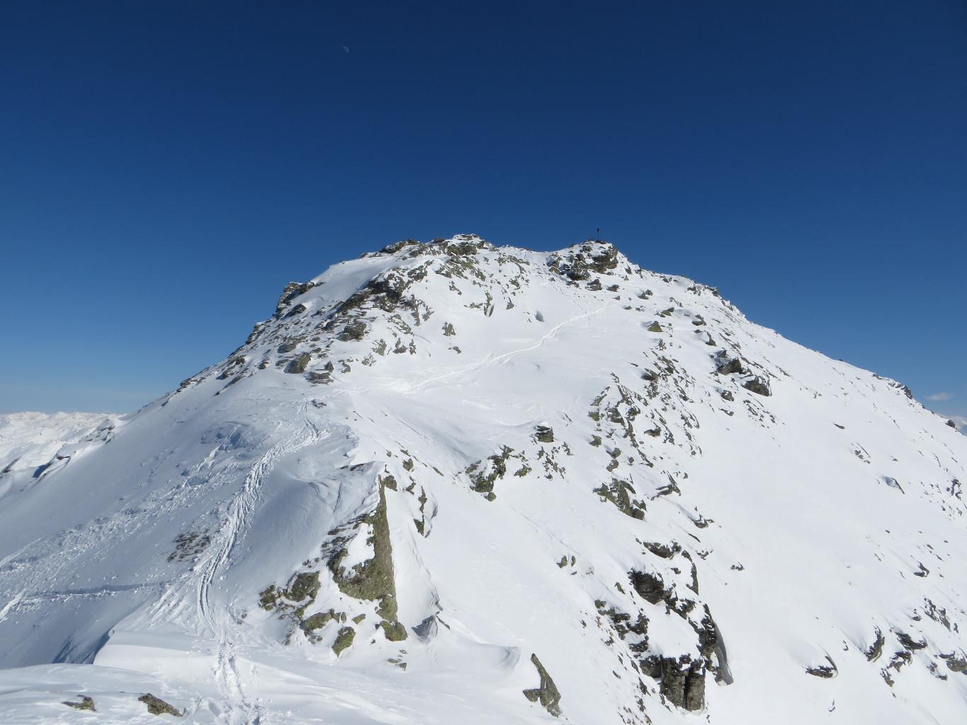Hirzer Summit