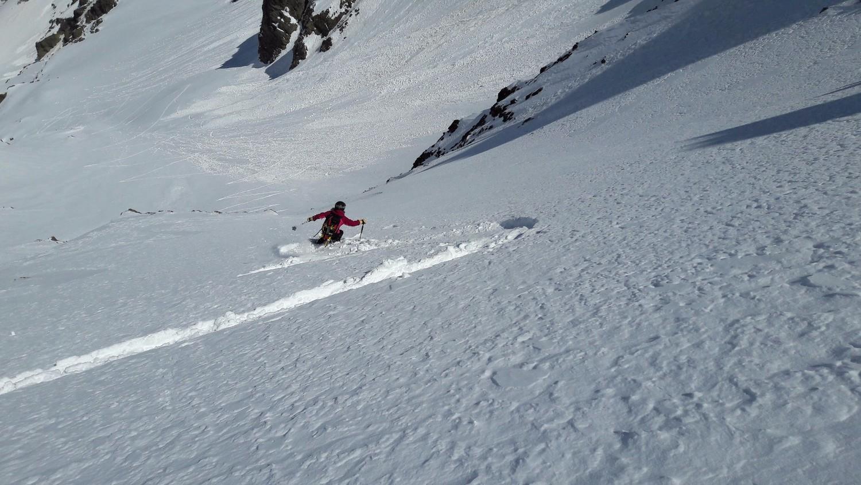 Grand ski pour Petite Femme !