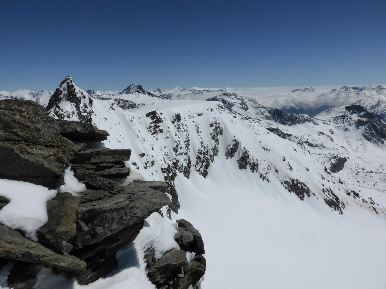 Aiguille et Dôme de Polset