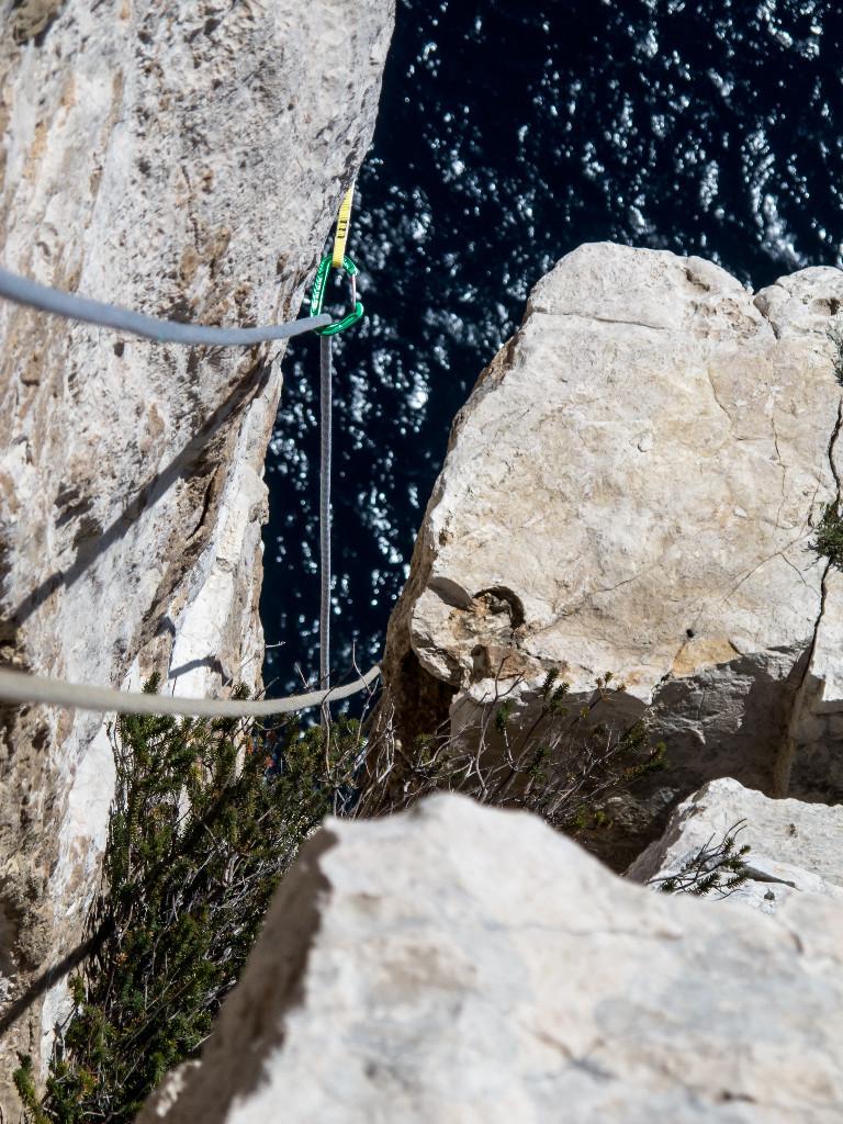 Mias qui donc grimpe au bout de ces cordes ?