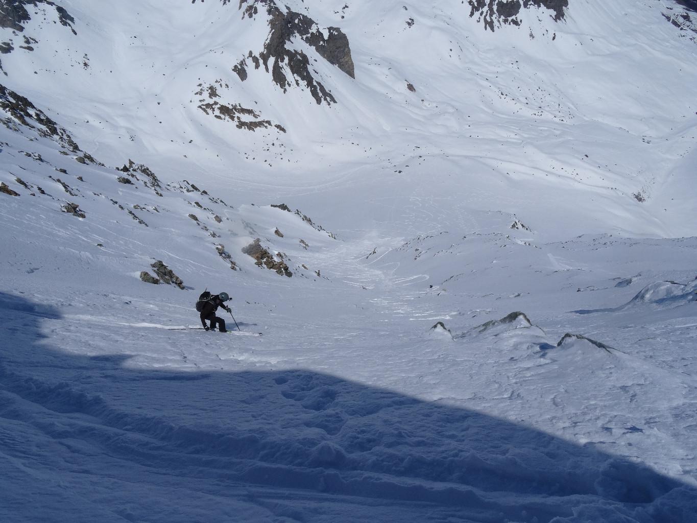Excellent ski