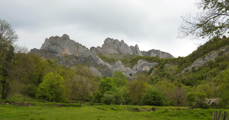 le massif du pic du Gar