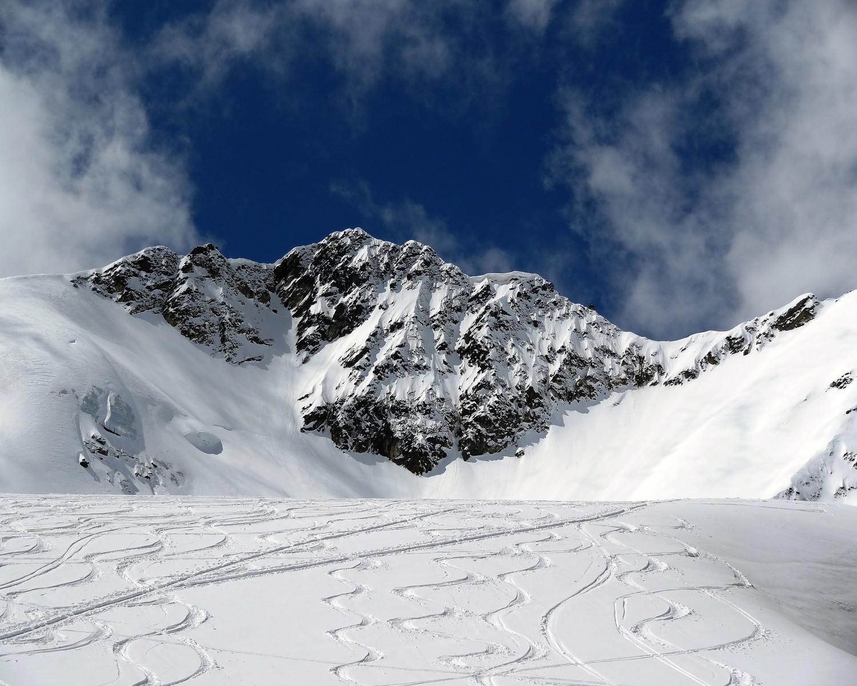 Firme sulla neve