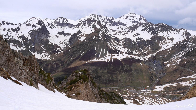 Combe NE Super Barèges & le Pic du Midi