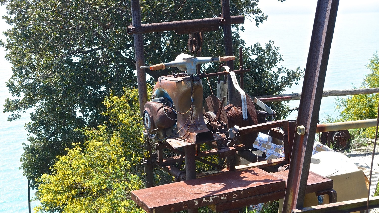 Remontée mécanique pour Monesteroli