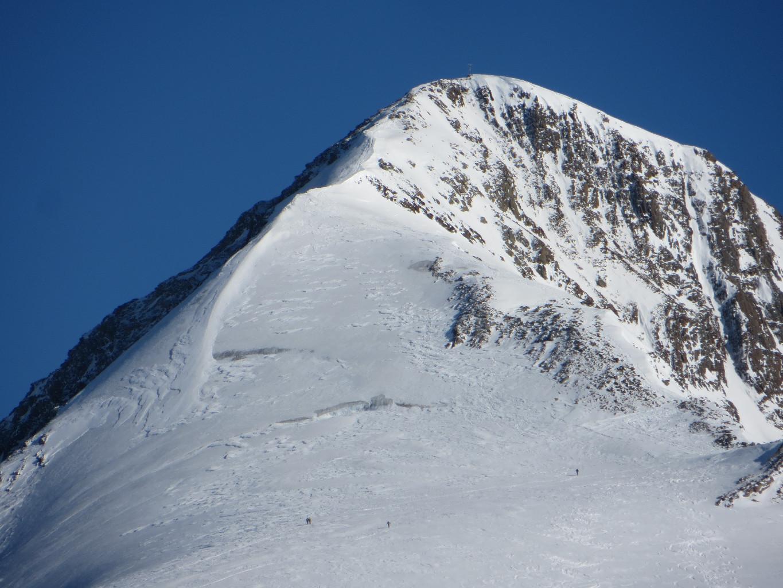 Similaun NW ridge