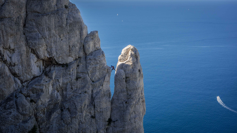 L'arête de Marseille