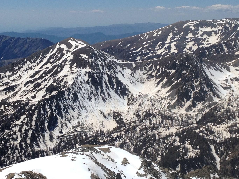 Le Mont Archas (2526m)