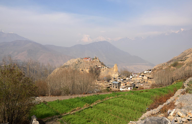 Dzong (Mustang)