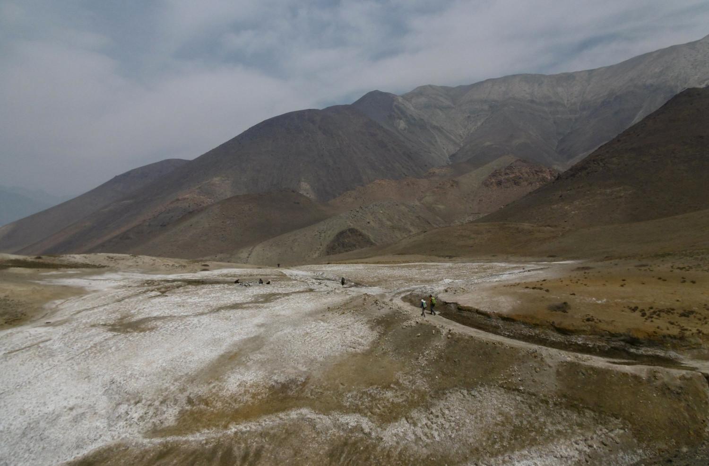 Entre Dzong et Kagbeni
