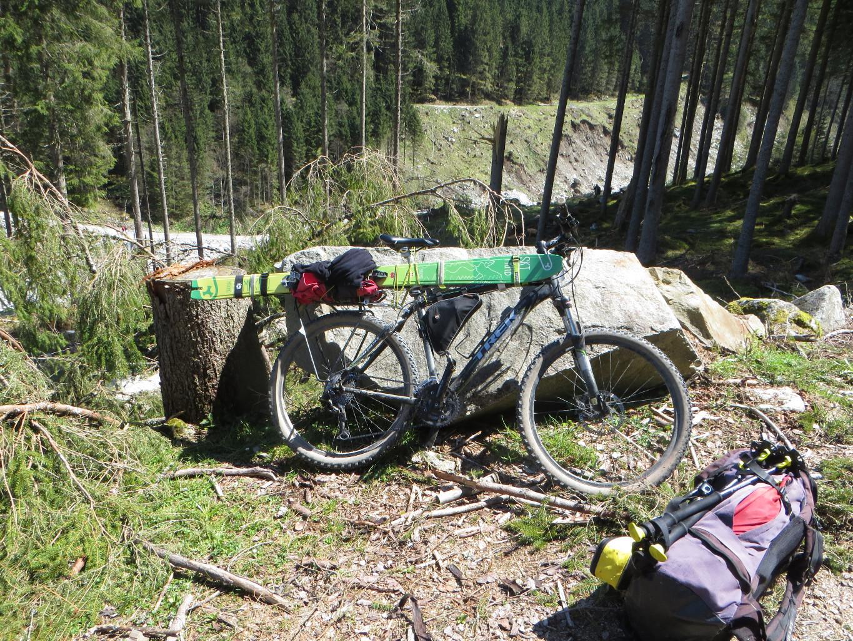 Vélo-ski