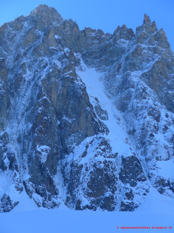 Mayer Dibona au Dôme des Ecrins