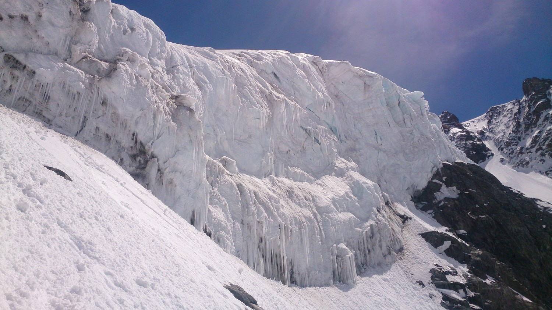 Orgue glaciaire