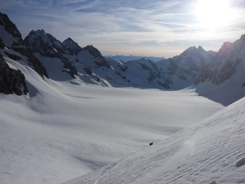 Plateau del Glacier Blanc