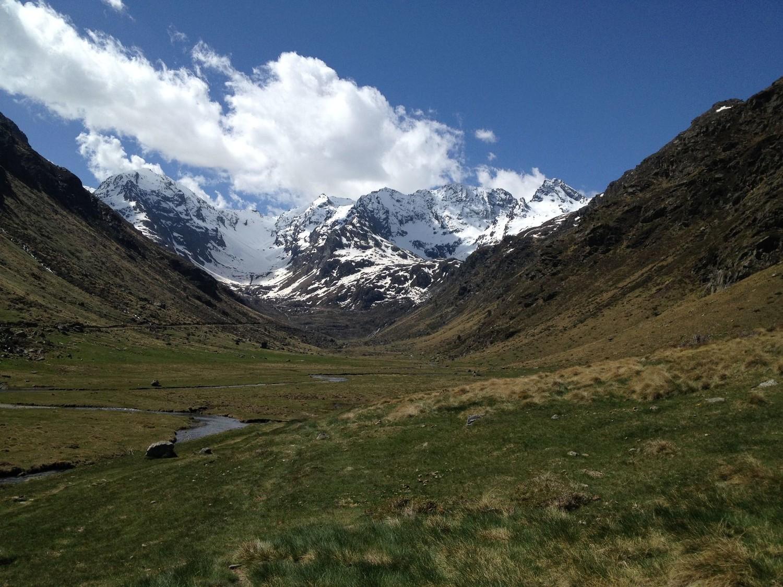 Haute vallée de Soulcem (~1800 m)