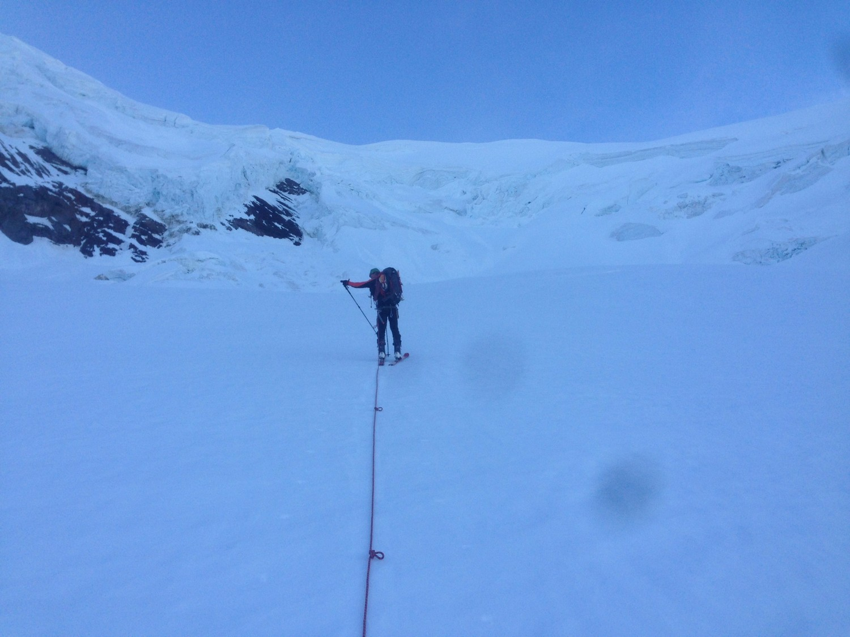 Glacier du Weissmies