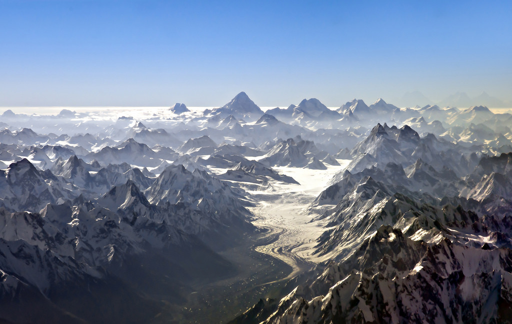 Vu du K2