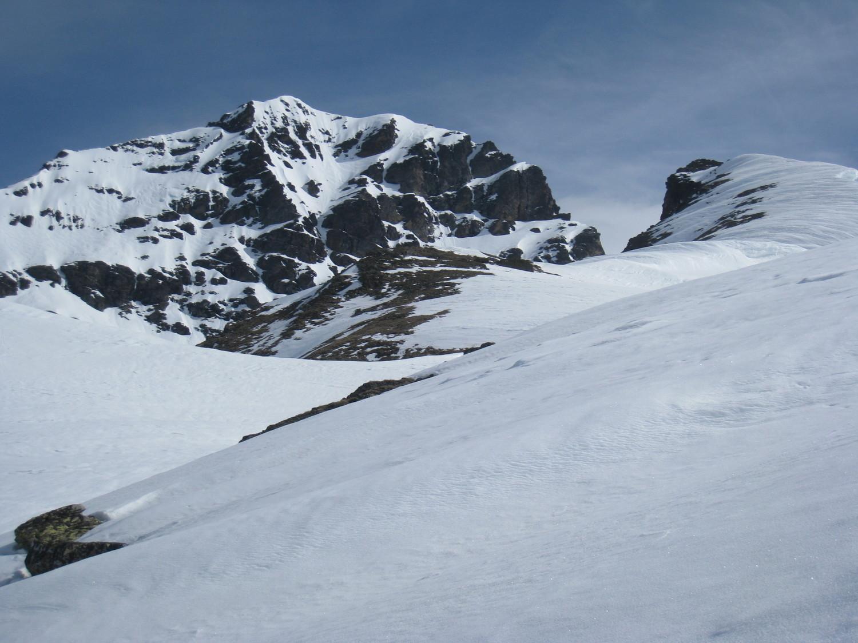 Bec de l'Ane-Passage Reculaz  - Col du Mont