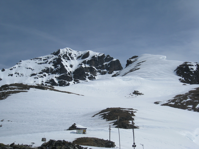Col du Mont (2636m)