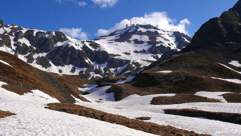 Pic du Midi de la Coume d'Oncet