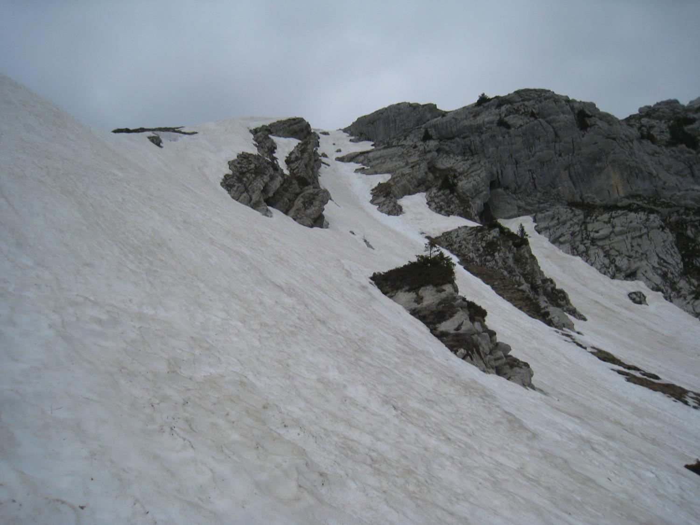 couloir Est-état des lieux - Mt Lachat