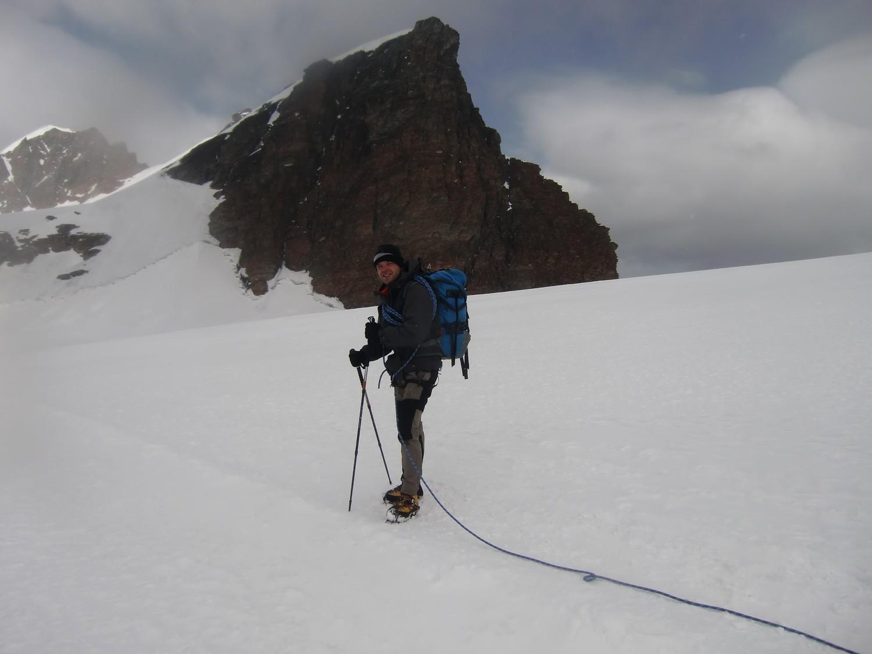 Vers le Klein Matterhorn