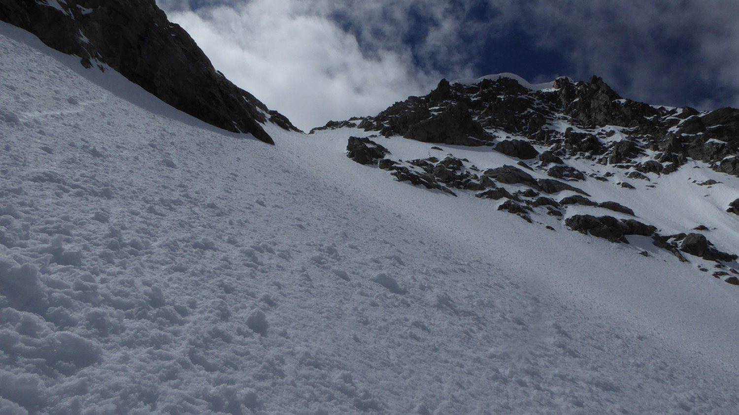 Couloir NW