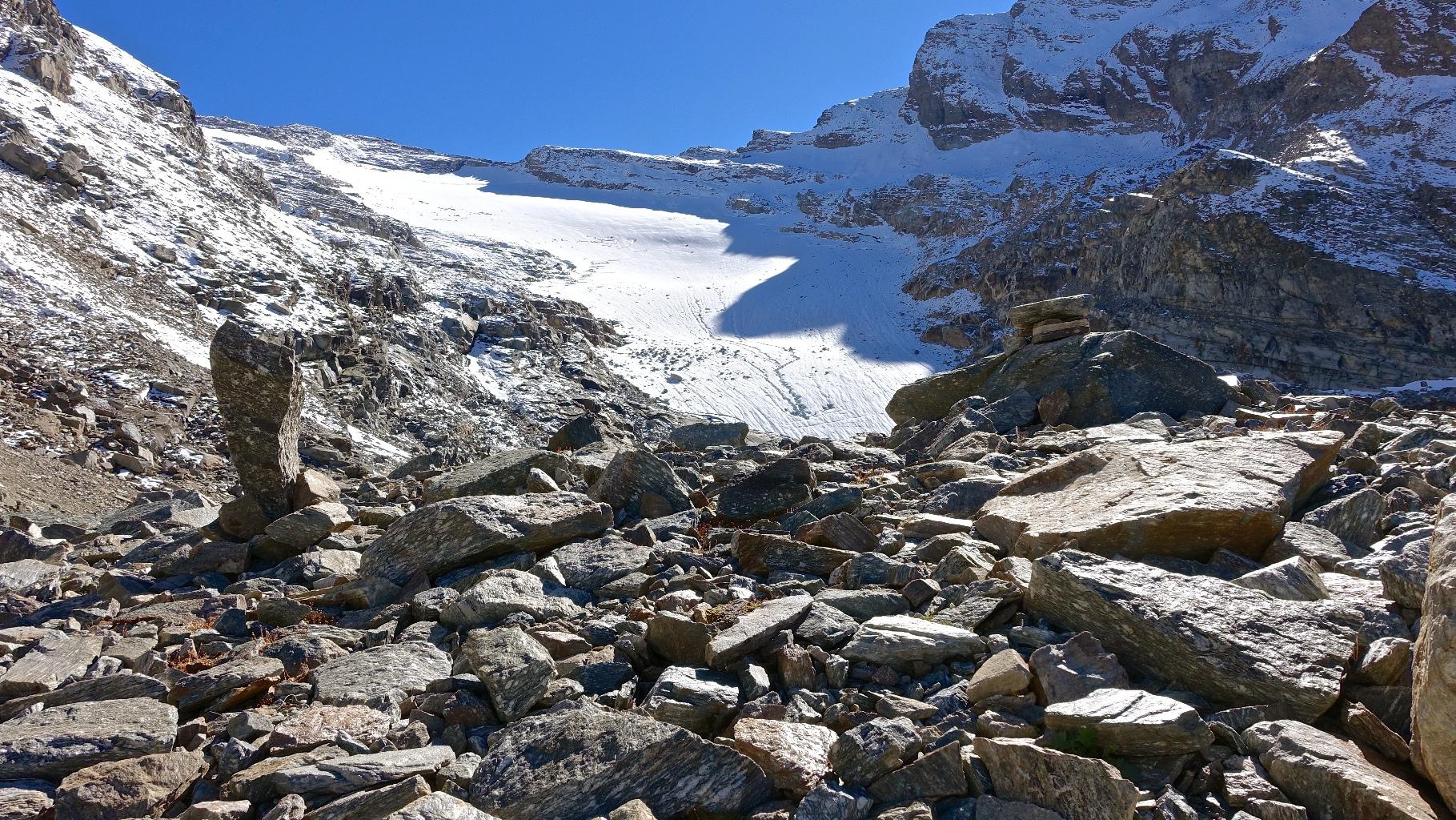 Lac de ciarforon circuit par le refuge v emanuele et le vallon de seyvaz - Le refuge des 3 ours ...
