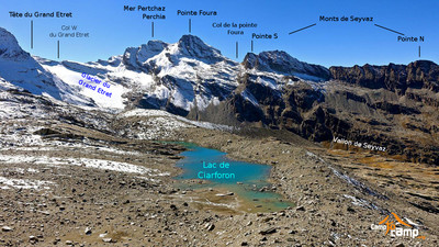 Mont Seyvaz Pointe N à droite