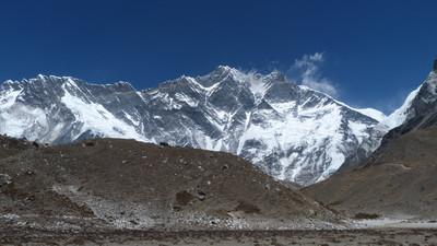 Face Sud du Lhotse