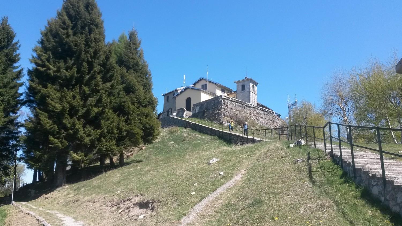 J1 : Monte Bisbino