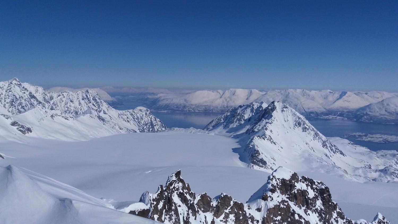 Glacier Strupbreen
