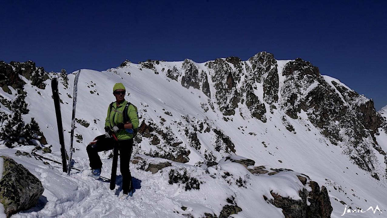 Dôme de la Pègue 2406m