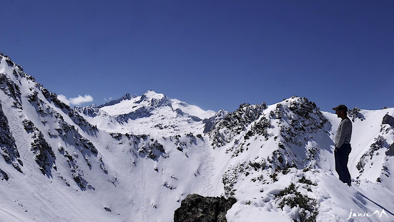 Borne de Caoubère 2355m