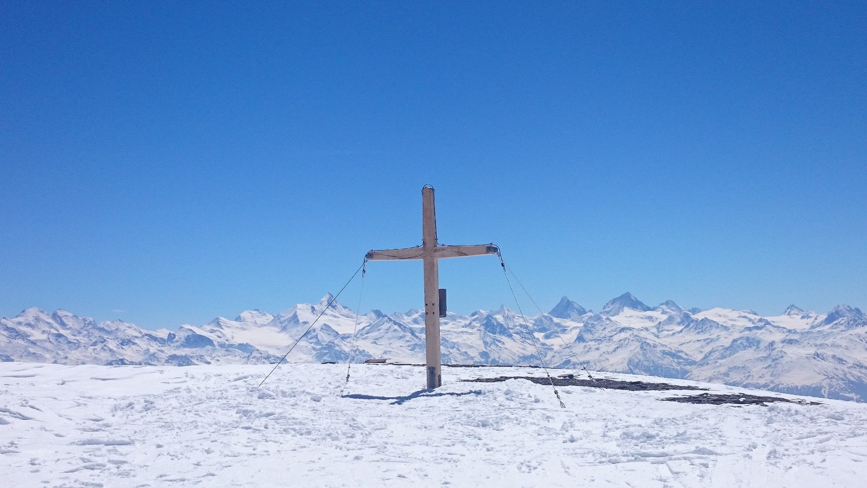 Wildstrubel (3244 m)