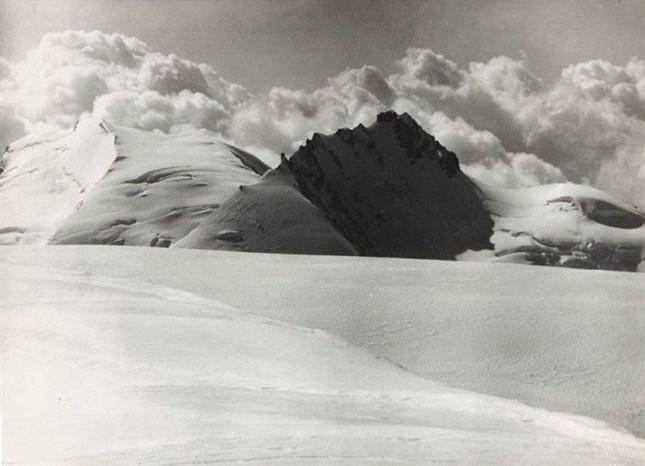 Strahlhorn - Rimpfischhorn par Vittorio Sella