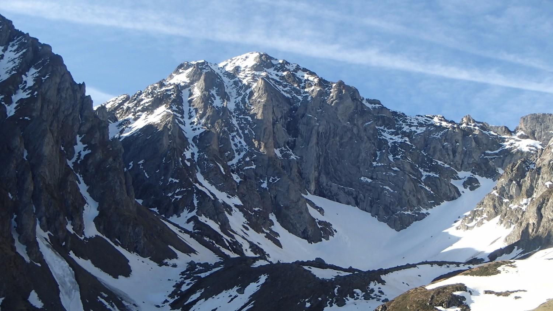 Arbizon versant nord
