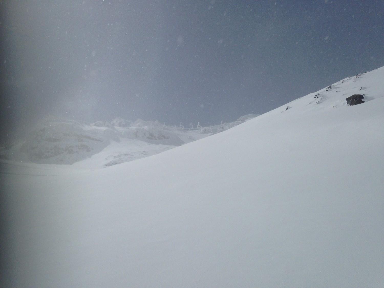 fin des nuages bas vers 2900m