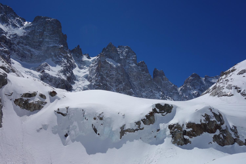 Bye bye glacier Noir et grandes faces Nord !