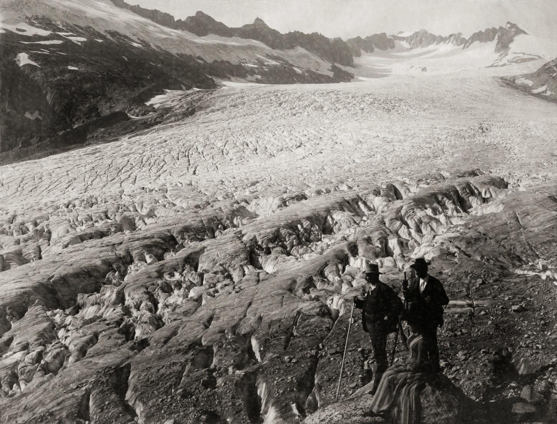Glacier du Rhône