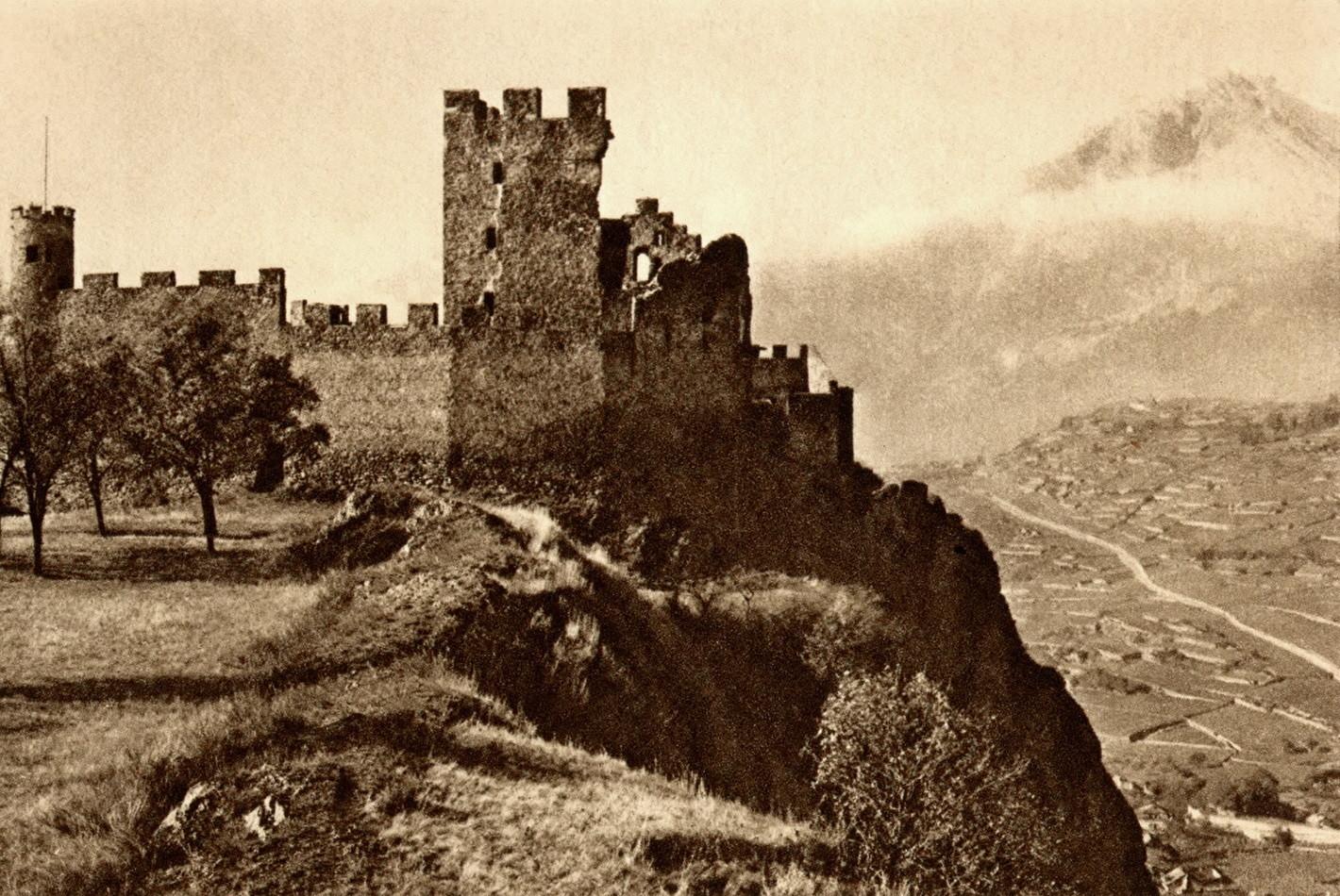 Sion, vallée du Rhône, par Gyger