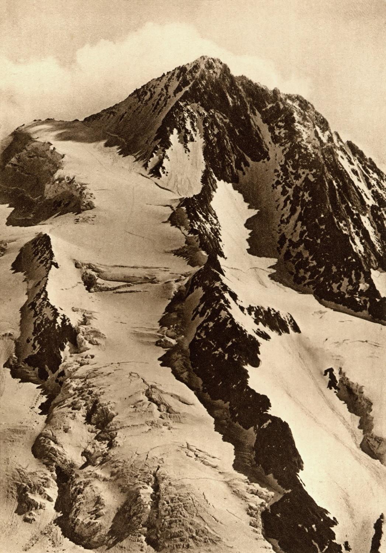 Finsteraarhorn par Gyger